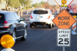 Respect the Cone Zone: Avoid Car Accidents in Construction Zones