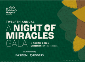 "Warnett Hallen LLP Lawyer Chairs 2020 ""A Night of Miracles Gala"" for B.C. Children's Hospital Foundation"